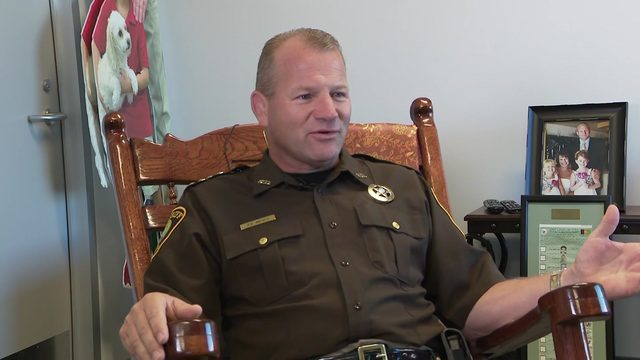 Q&A: Sheriff Tory Nehls explains why he's not seeking reelection, his…