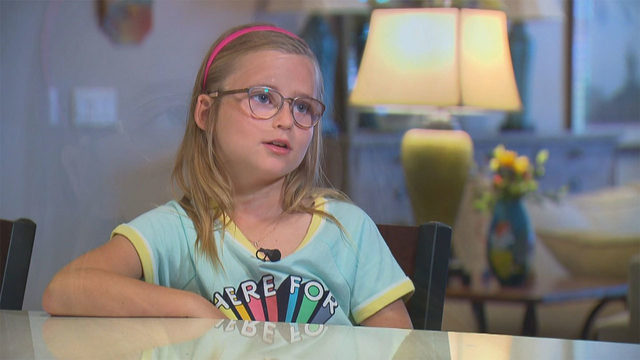 'Lots of love I can't give to her': 8-year-old writes DUI warning song