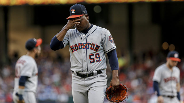 Lynn gets MLB-best 12th win as Rangers beat Astros 5-0