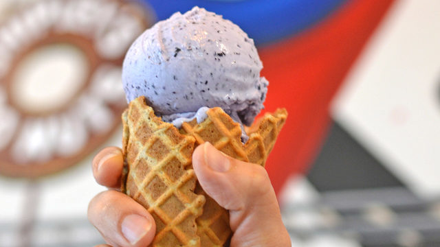 Houston gelato shops celebrating moon landing anniversary with…