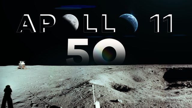 Special coverage of Apollo 11 50th anniversary