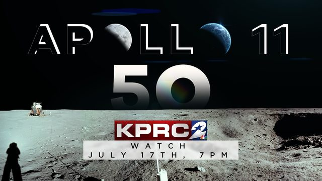 KPRC2 presents 'Apollo 11: Mission to the Moon'