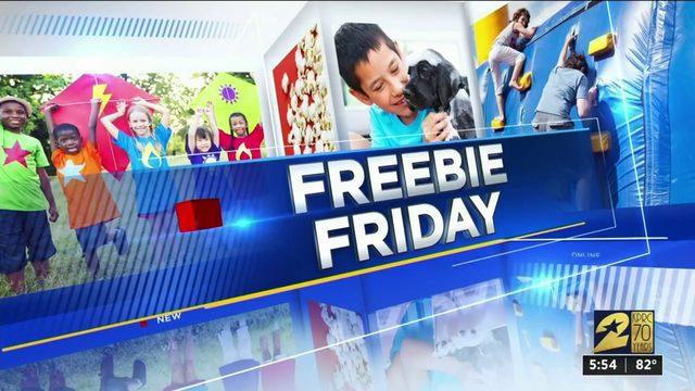 Freebie Friday for July 12, 2019