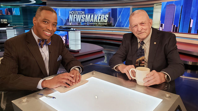Houston Newsmakers for July 14: Celebrating the 50th Anniversary of…