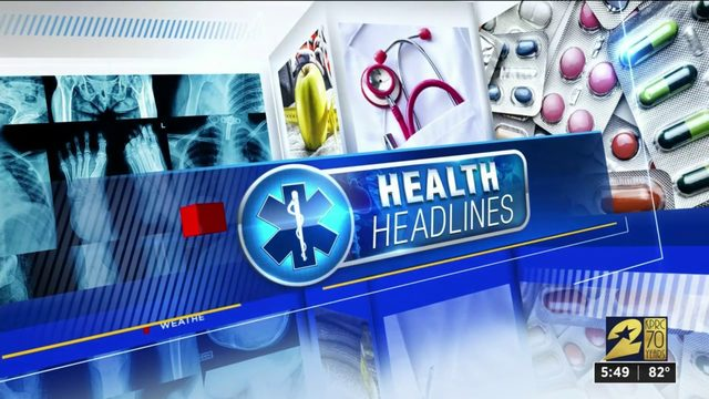 Health headlines for July 12, 2019