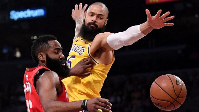 Tyson Chandler signs 1-year deal with Rockets