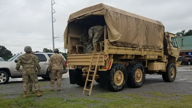 Barry blog: Louisiana governor activates National Guard troops
