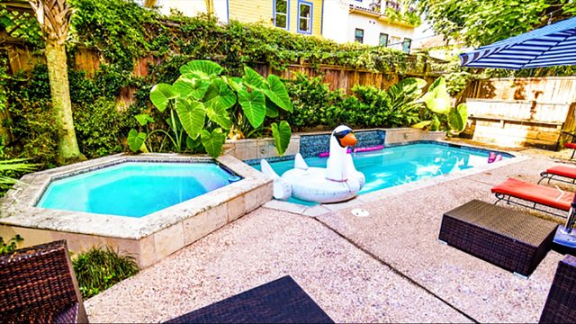 Take a dip in these luxury pools: These are the lush oases for rent in…