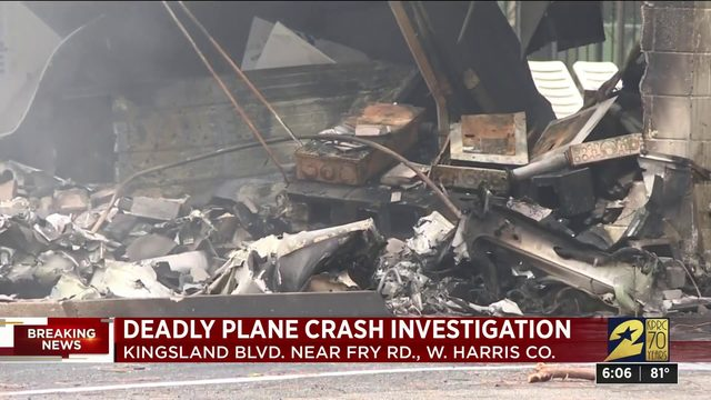 Deadly Plane Crash Investigation