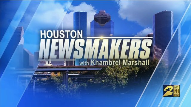 Houston Newsmakers: Mission to the moon