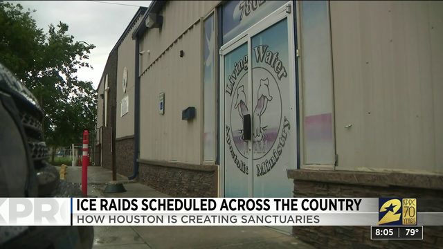ICE raids scheduled across the country