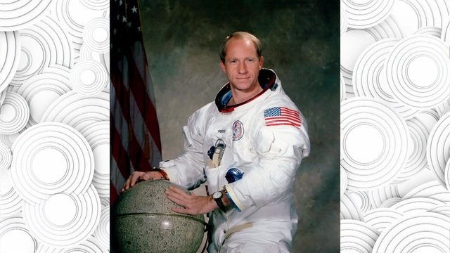 Five things to know about Apollo 15 astronaut Al Worden