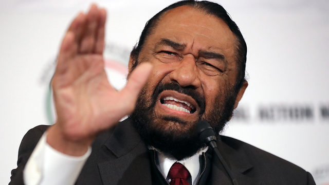 Rep. Al Green calls again for President Donald Trump's impeachment