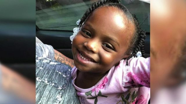 3-year-old girl killed in road rage shooting, police say