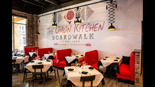 The Union Kitchen opens in Boardwalk Towne Lake in Cypress, marking its…