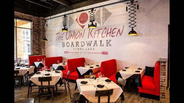 The Union Kitchen opens in Boardwalk Towne Lake in Cypress, marking its…