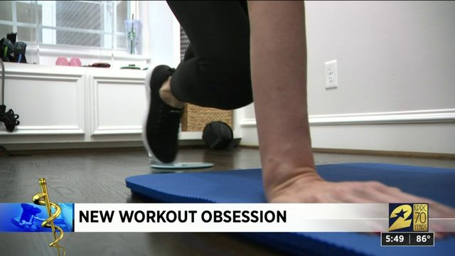 New workout obsession