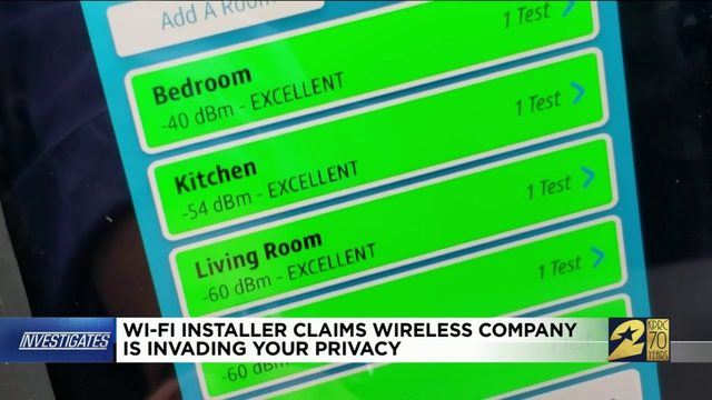 Wi-Fi installer claims wireless company is invading your privacy