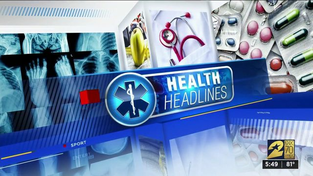 Health headlines for July 16, 2019