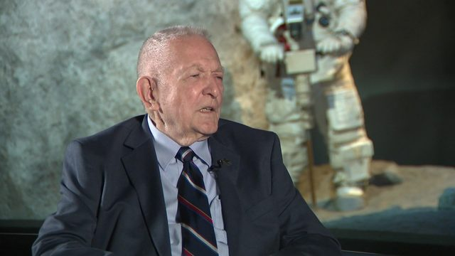 Gene Kranz: 'There is no equivocation. It was go or no go.'