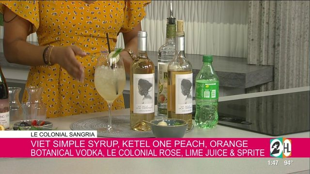 RECIPES: 3 summer sips to help you beat the Houston heat | HOUSTON LIFE…