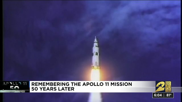 Remembering the Apollo 11 Mission 50 years later