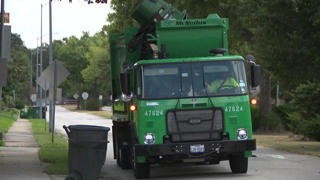 Concerns over trash pickup addressed