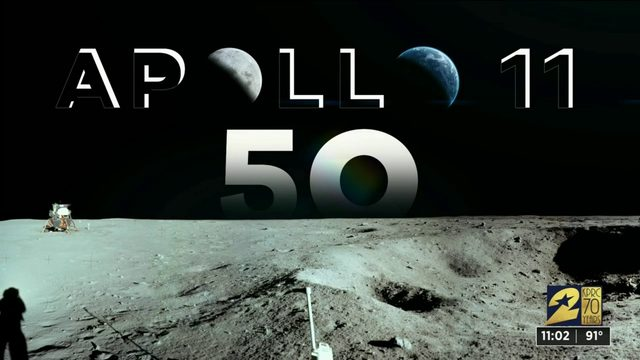 Space Center Houston marking 50 years since Apollo 11 mission