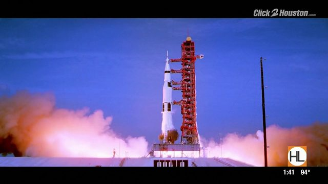 Space historian reflects on the legacy of Apollo 11 with new film