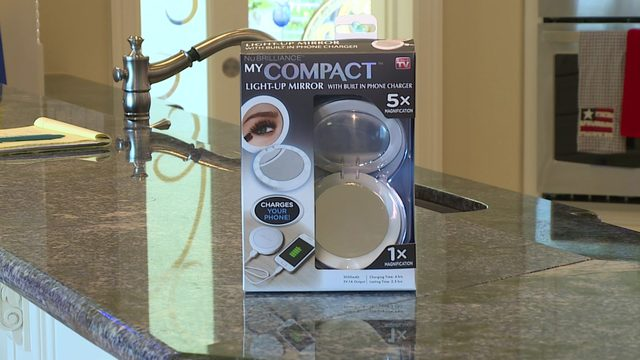 As Seen on TV Tuesday: Is this mirror/charger combo worth the $20 price tag?