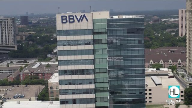 Discover why BBVA changed its name | HOUSTON LIFE | KPRC 2