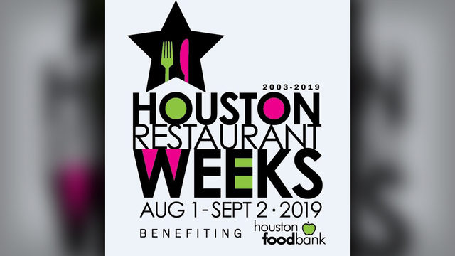 These are restaurants participating in Houston Restaurant Weeks 2019