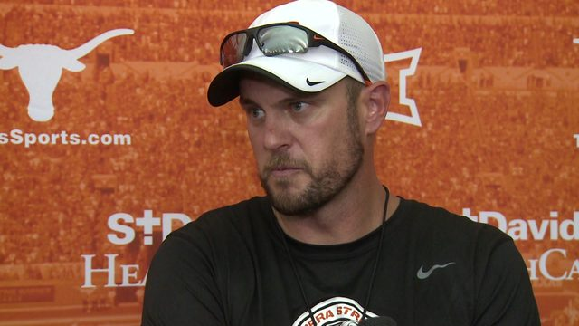 4 things UT coach Tom Herman said at Big 12 media days