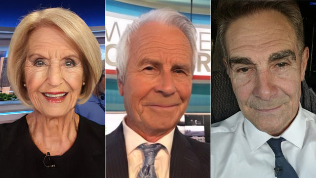 Quite distinguished: KPRC anchors, reporters try out FaceApp aging function