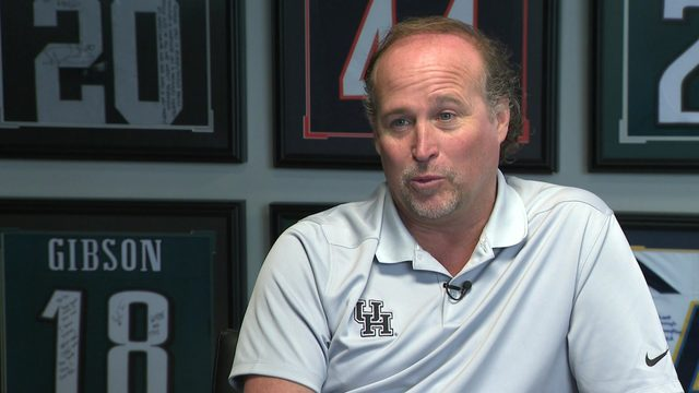 What UH coach Dana Holgorsen is saying about Cougars this year
