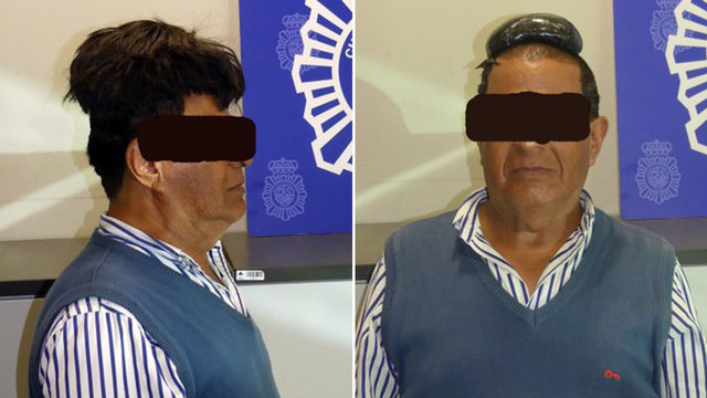 What big hair you have: Man tried to smuggle drugs under toupee, authorities say
