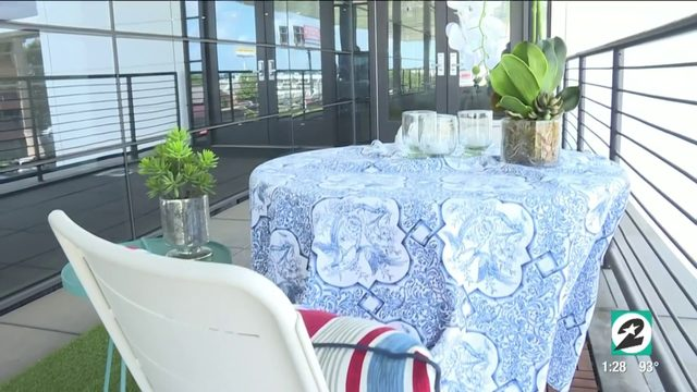 Houston designer shares tips to help transform your outside space |…
