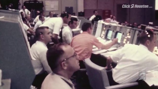 'Mission to the Moon:' Heroes of Apollo's Mission Control