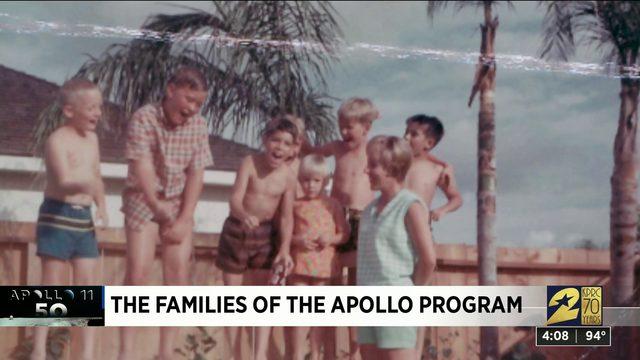 The families of the Apollo program