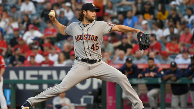 Cole K's 11, Marisnick has 3 hits as Astros beat Angels 11-2