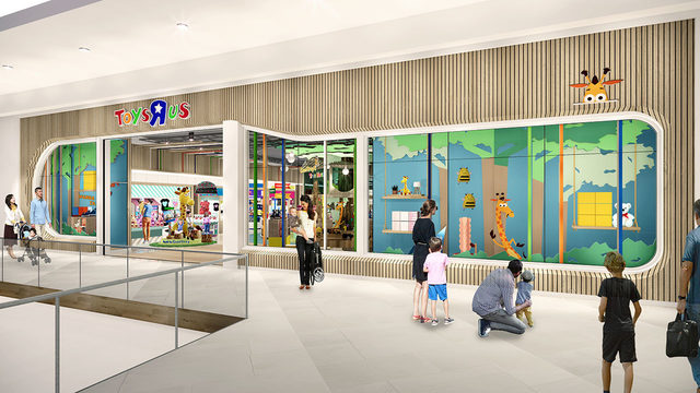 Toys R Us makes small comeback with 2 stores including 1 in Houston