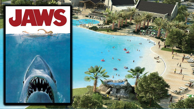 'Jaws' in Humble: Dare to watch the summer blockbuster on the water with…
