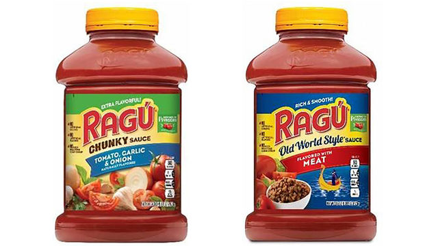 Check your cupboards: Ragu sauces recalled; View the full list of…