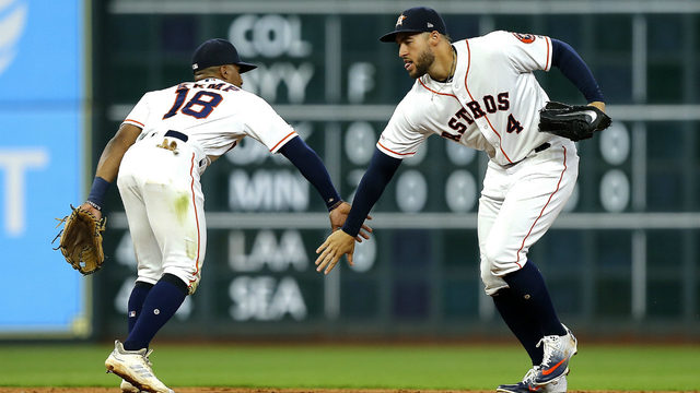Urquidy dominates struggling Rangers in Astros' 6-1 win