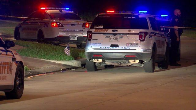 Man beating up his wife shot by teen stepson in Crosby, deputies say