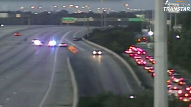 Eastex Freeway reopens after deadly shooting investigation causes…