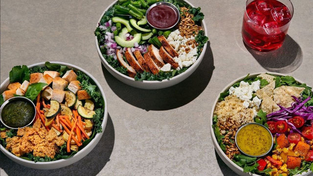 Salata may have competition; popular Washington-based restaurant coming…
