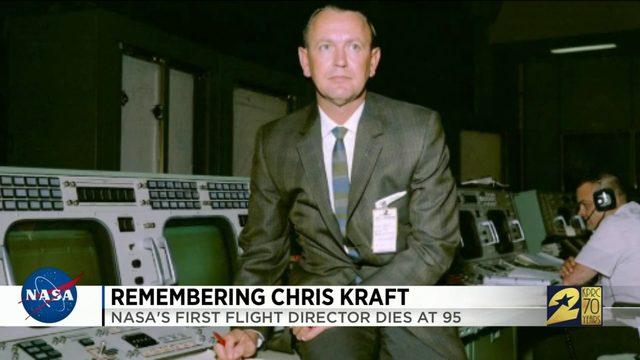 Remembering Chirs Kraft