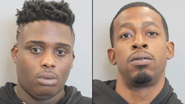 2 arrested after officer-involved shooting, chase, crash in southwest Houston