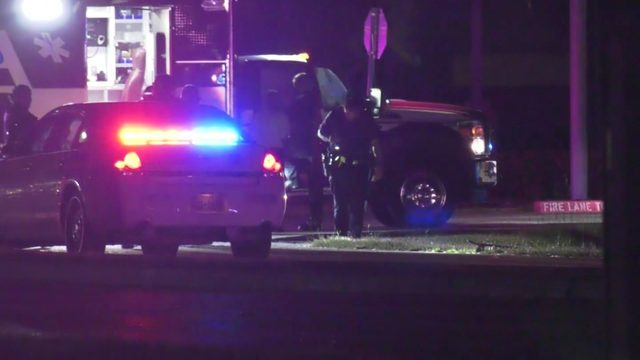 Man critical after found in road with gunshot wound to the head, deputies say